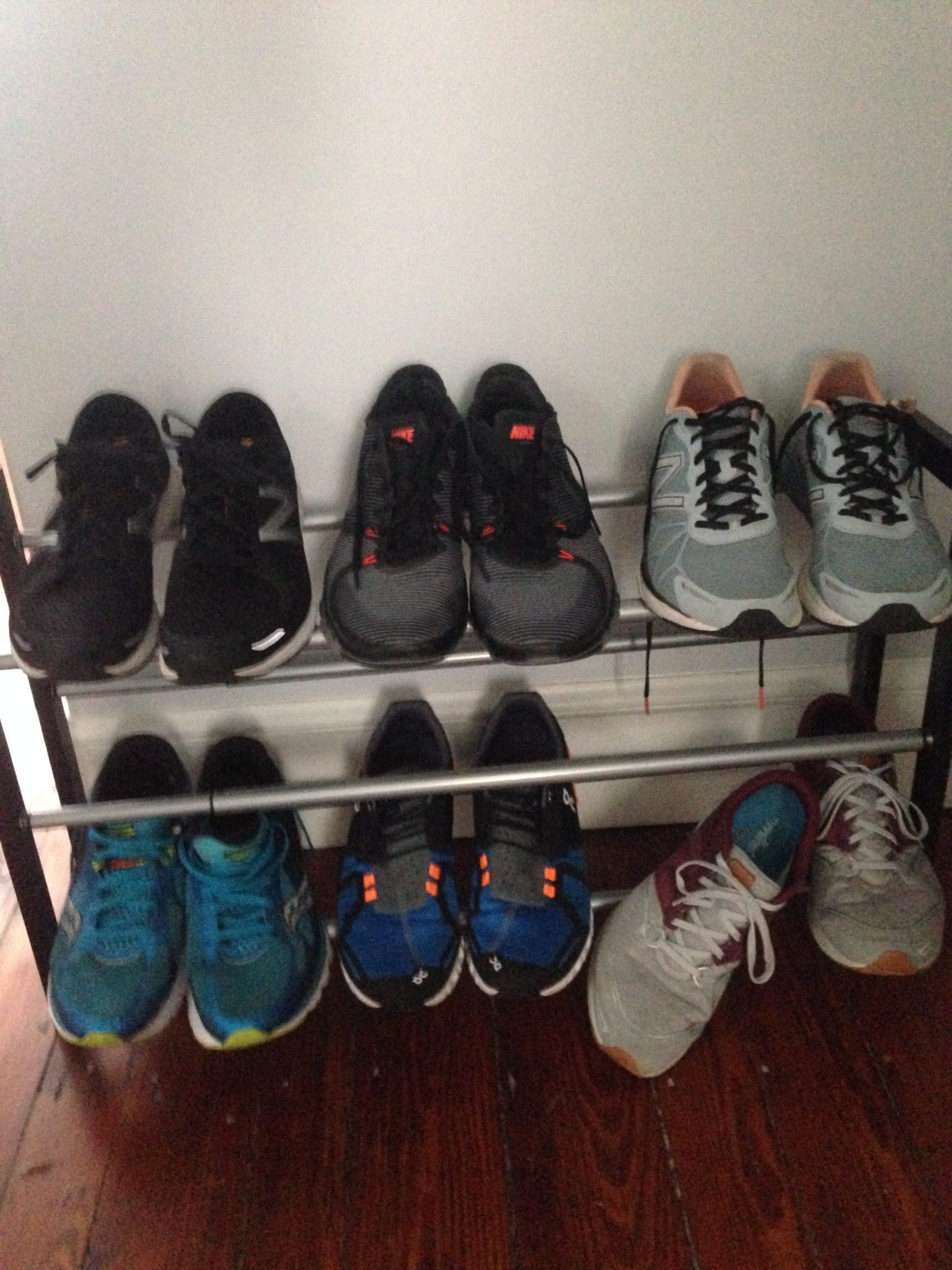 Lose some shoes - how to embrace minimalism