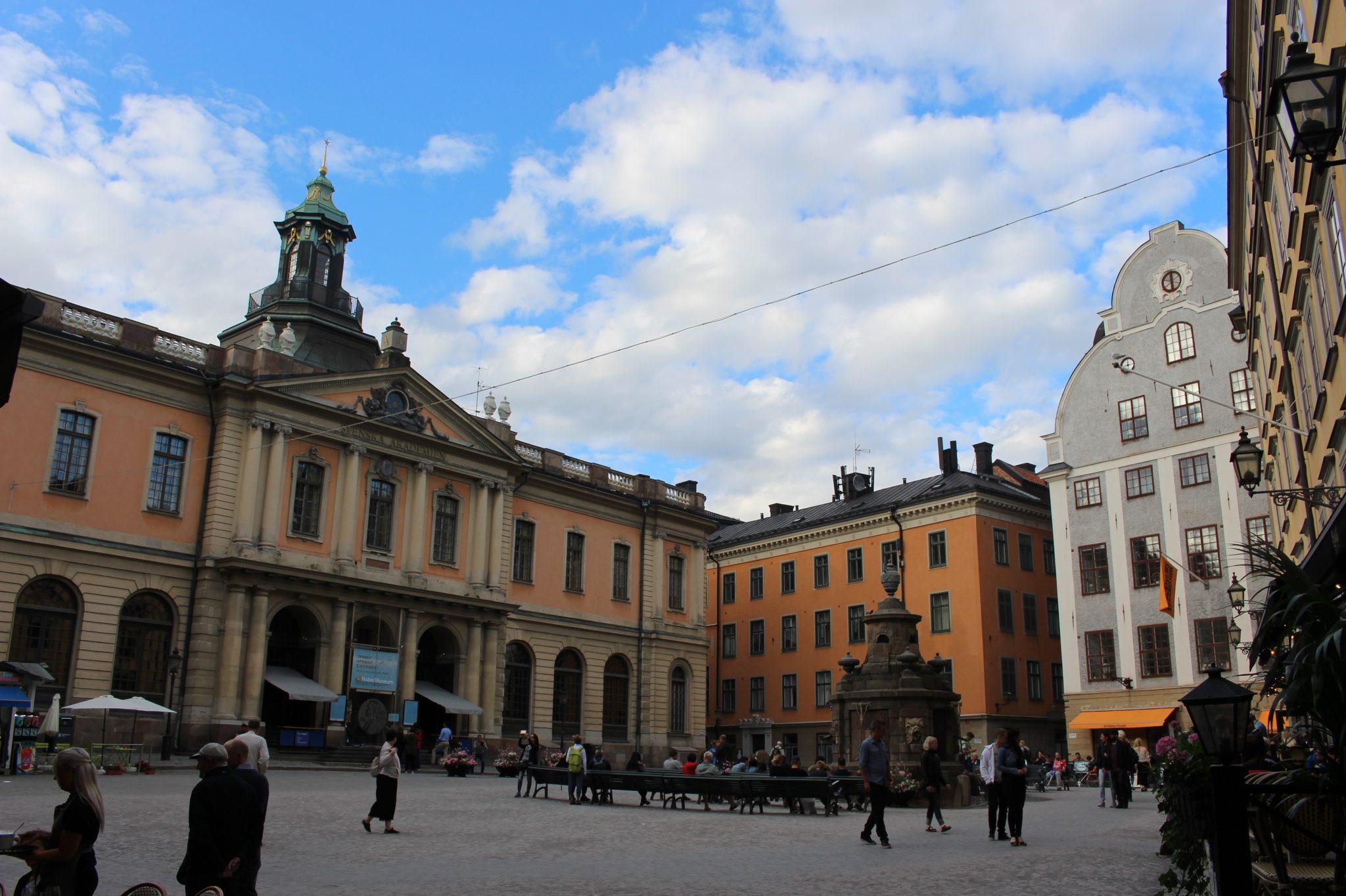 Gamla Stran Stockholm Nobel Museum - top European city breaks