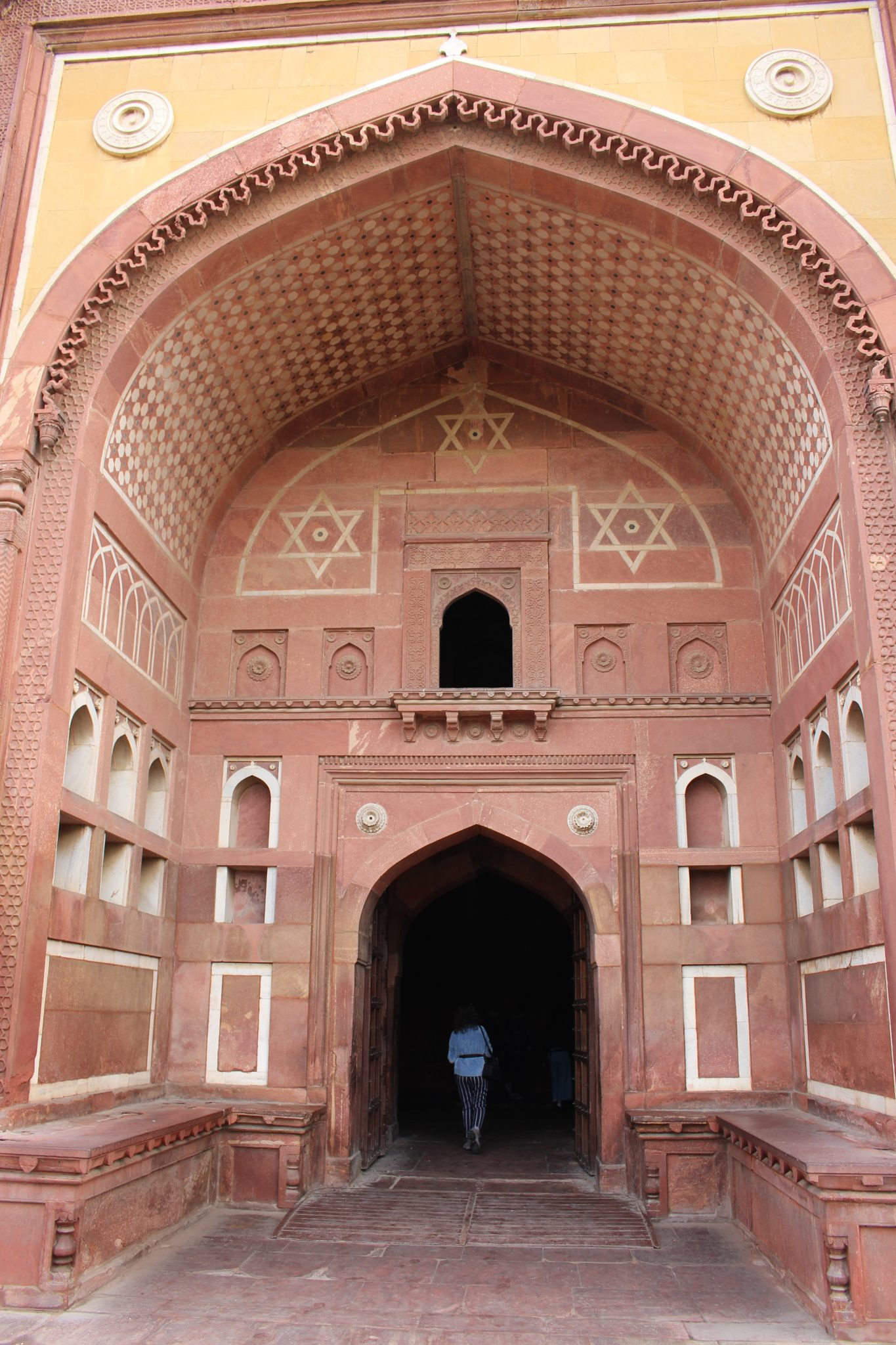 The Red Fort of Agra
