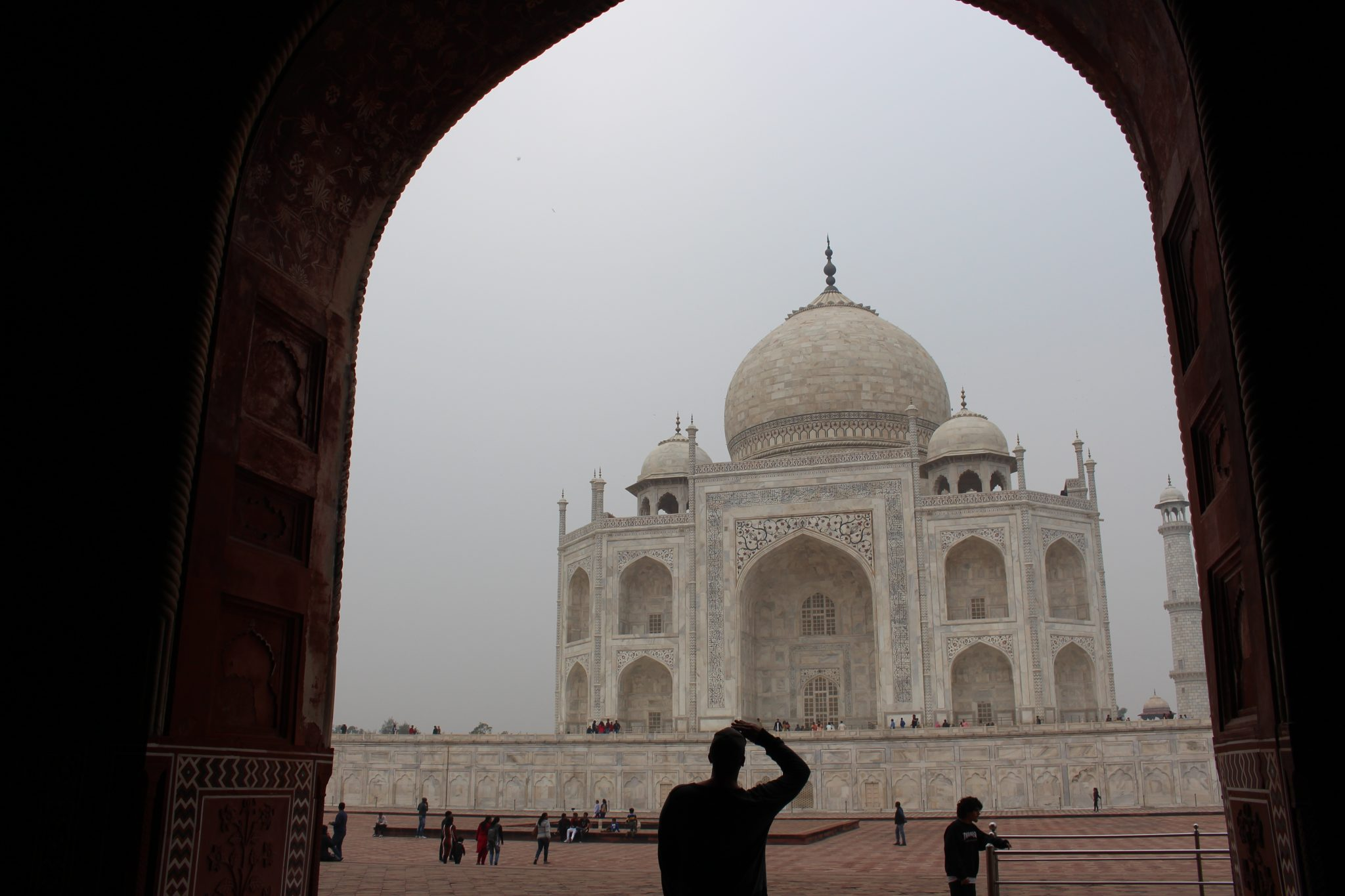 Excuses not to travel taj mahal