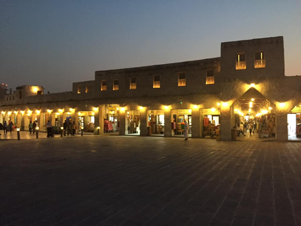 the soug waqif in doha qatar