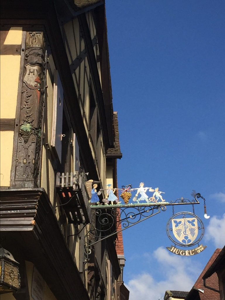 Colmar weekend itinerary wine tasting