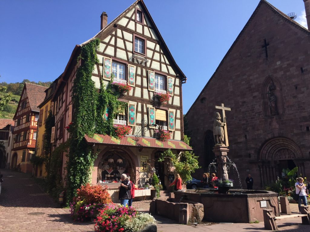 Colmar Weekend Itinerary