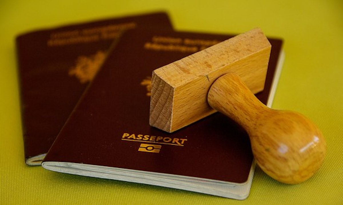South African passport requirements