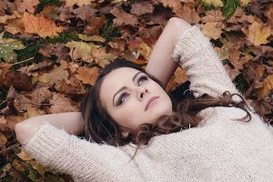 Relaxing woman Why Americans Can't Hygge