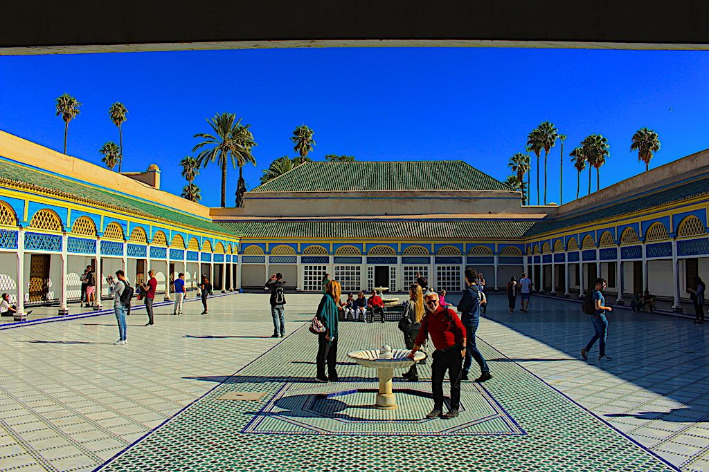 Bahia Palace 3 Days in Marrakech