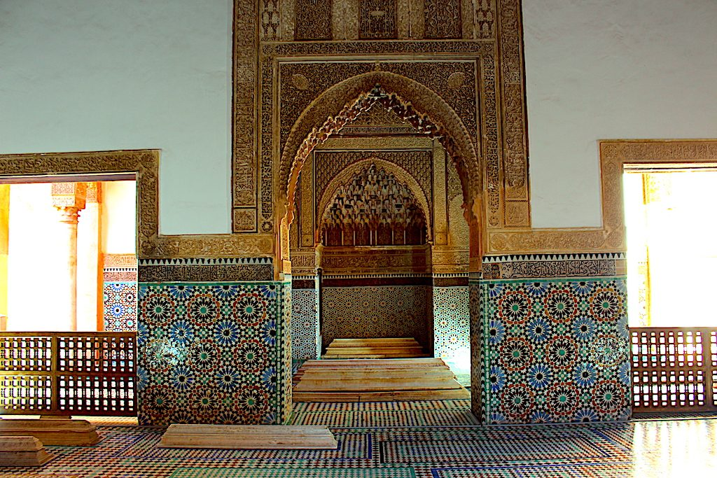 Saadian Tombs 3 Days in Marrakech