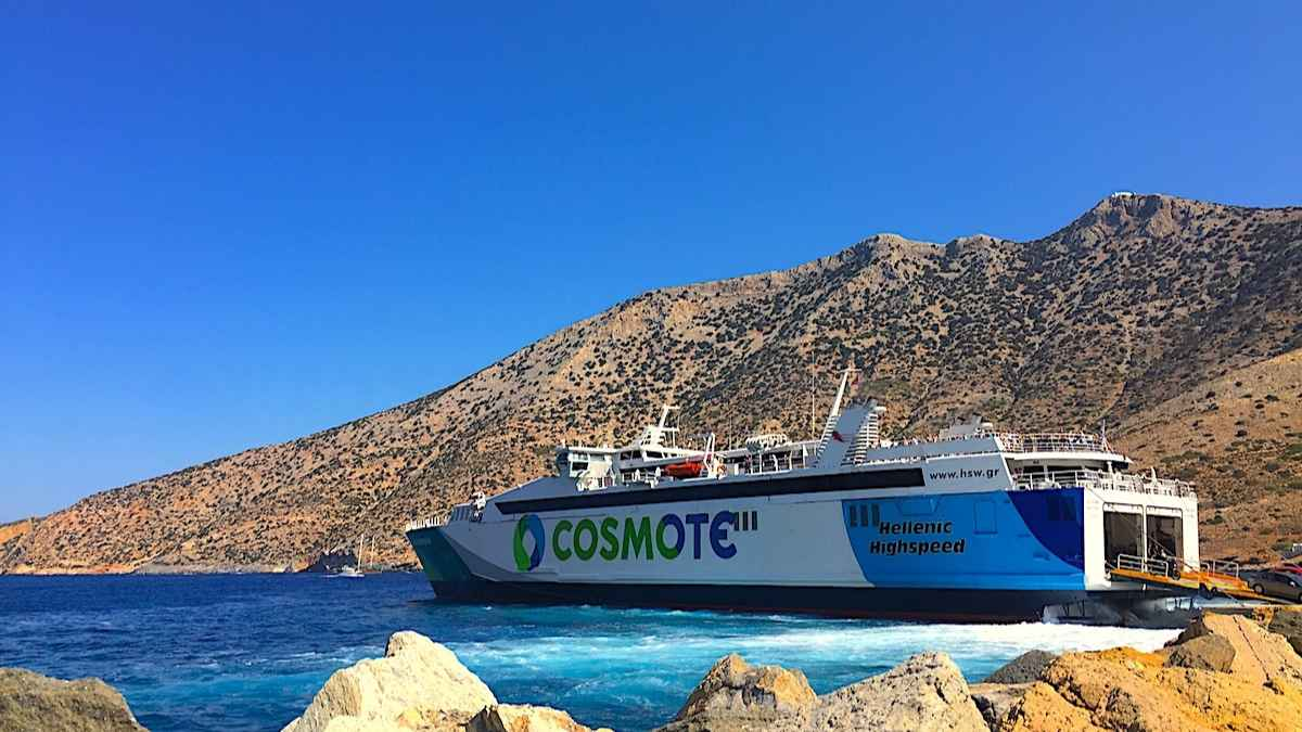 greek island hopping itinerary ferry sifnos gay mykonos