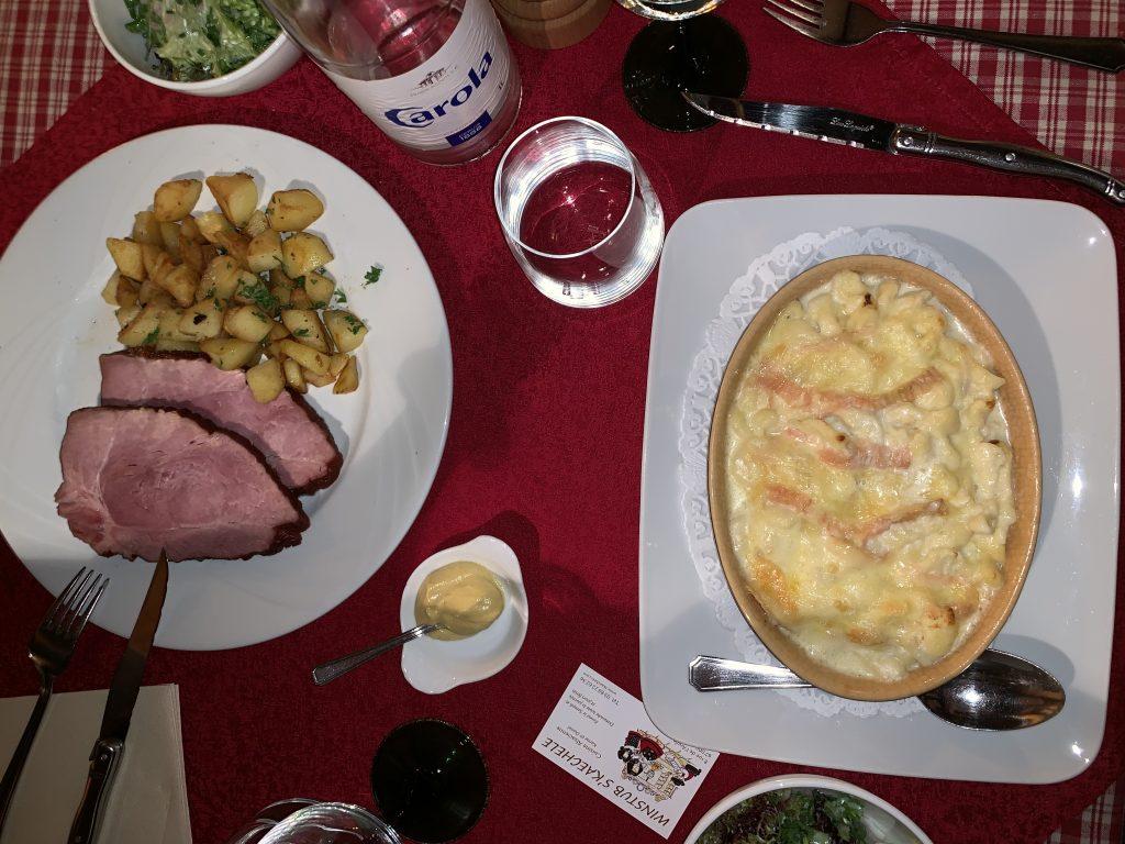Restaurant Strasbourg
