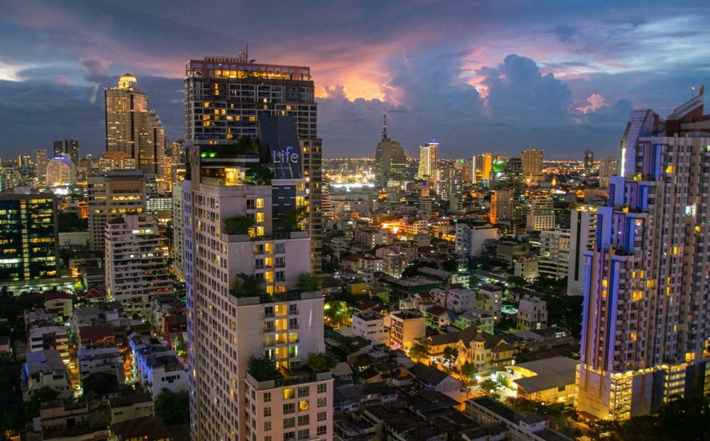 Bangkok winter city breaks