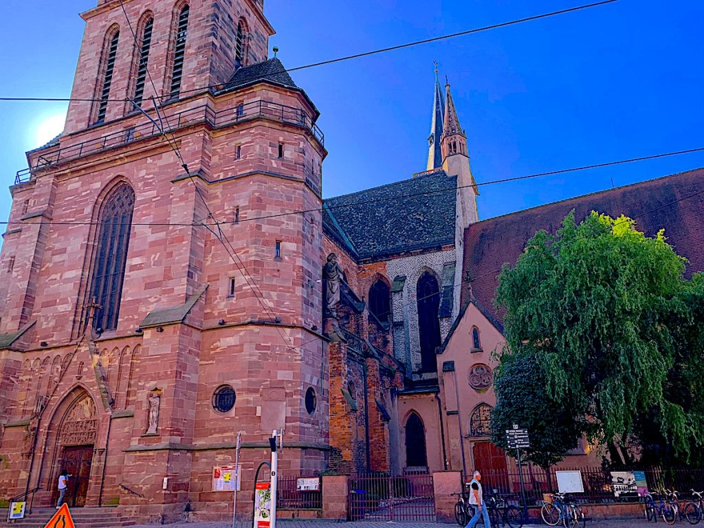 Old Saint Peter's Church Things to do in Strasbourg
