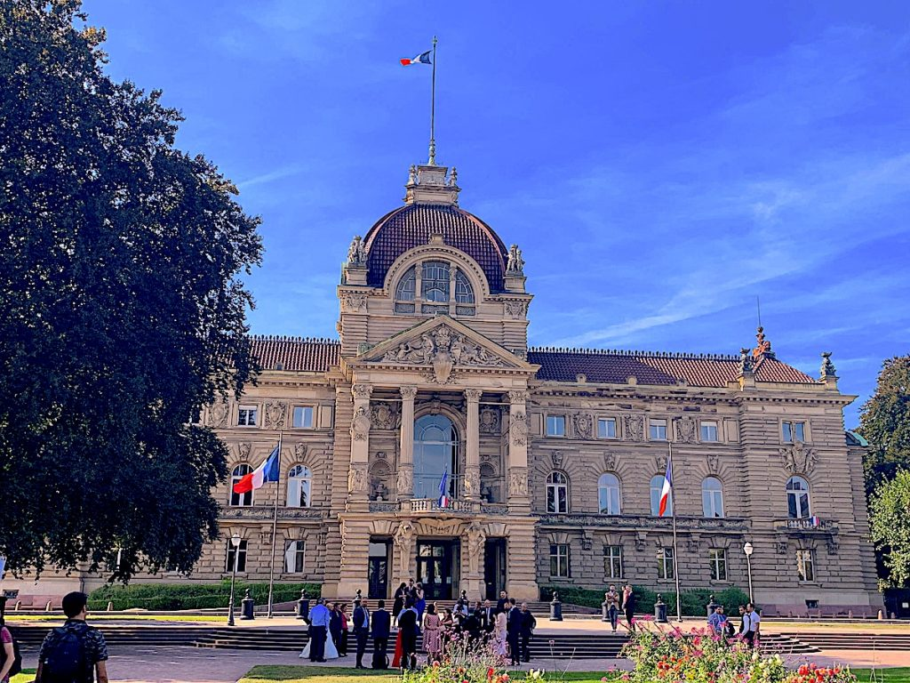 Palais du Rhin things to do in Strasbourg