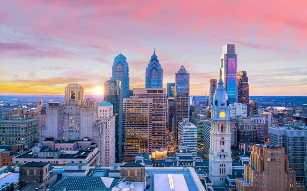 Philadelphia winter city breaks