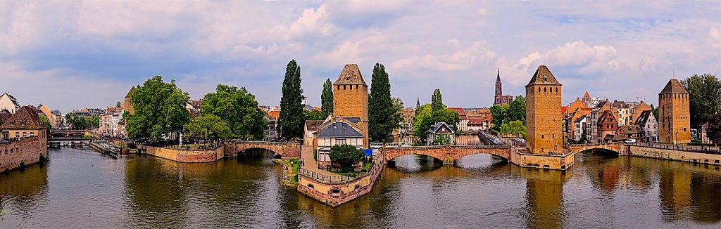 Ponts Couverts - things to do in Strasbourg