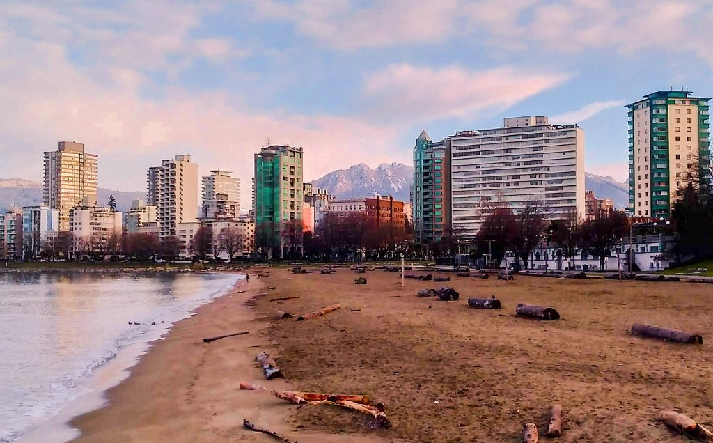 Vancouver winter city breaks