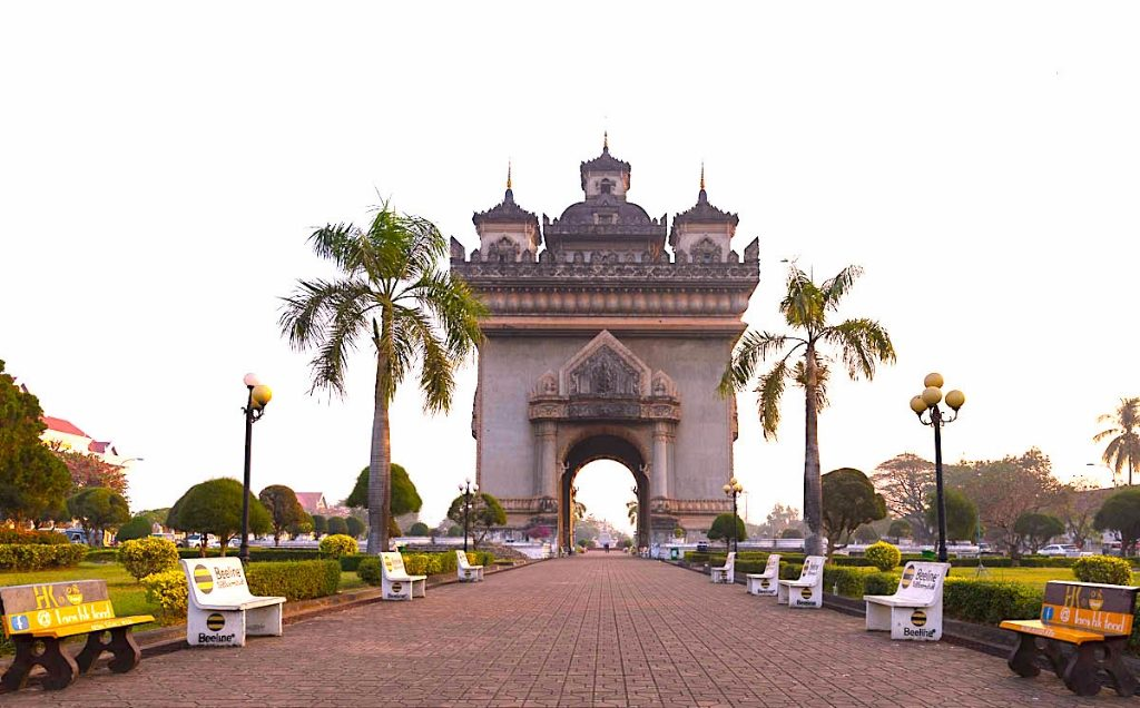 Vientiane winter city break