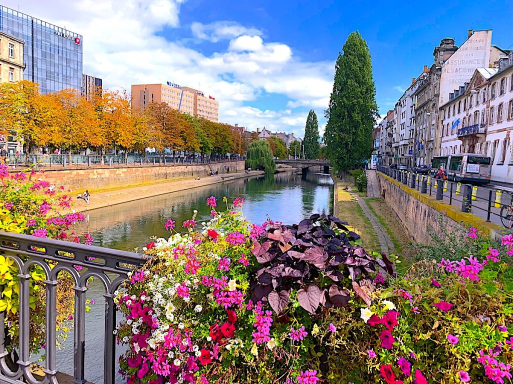 Canals in Strasbourg - things to do in Strsbourg