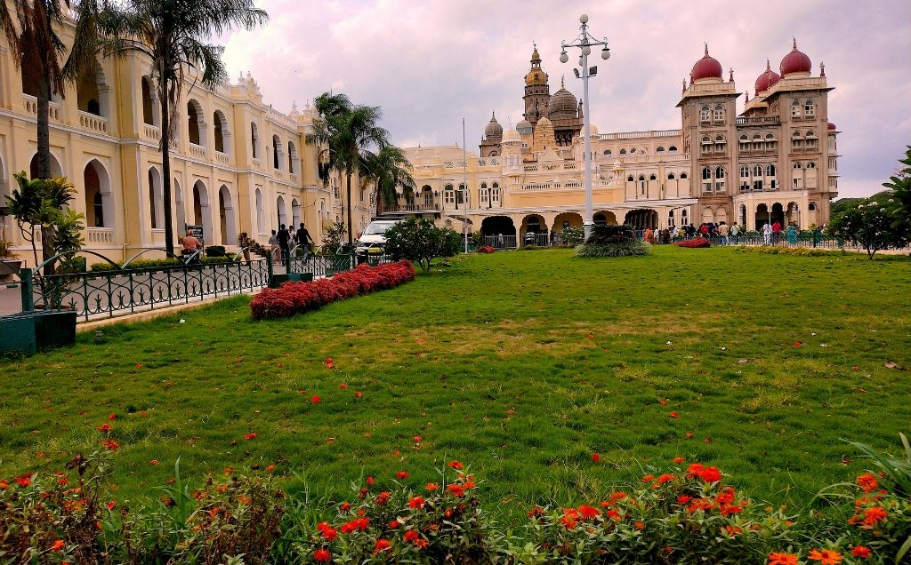 Mysore winter city break