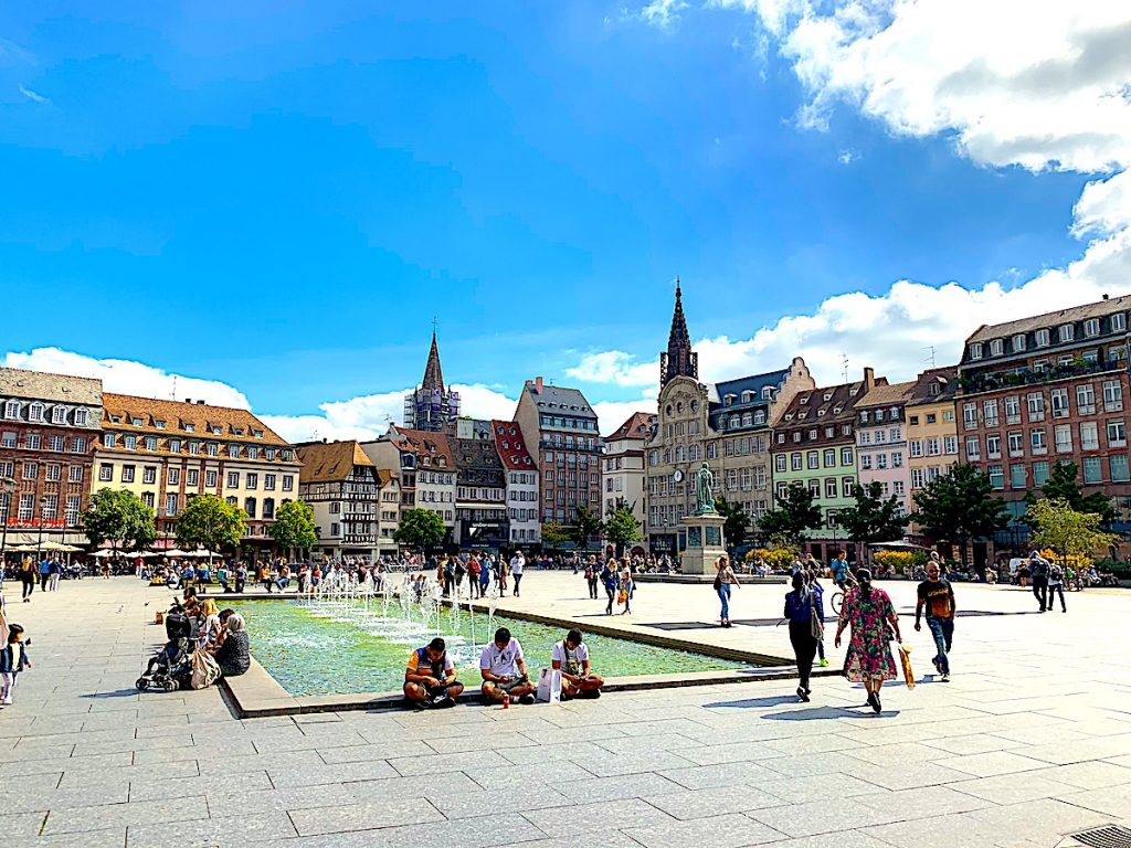Place Kleber - Things to do in Strasbourg