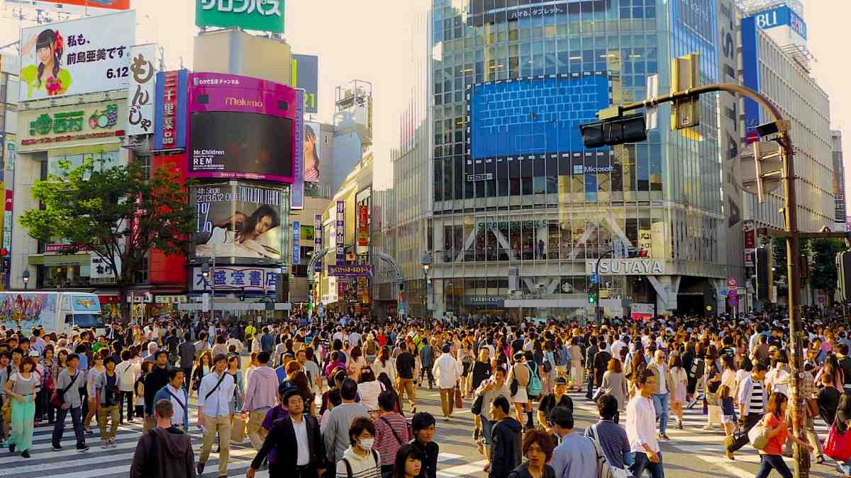Tokyo Itinerary – What to do with 2 days in Tokyo