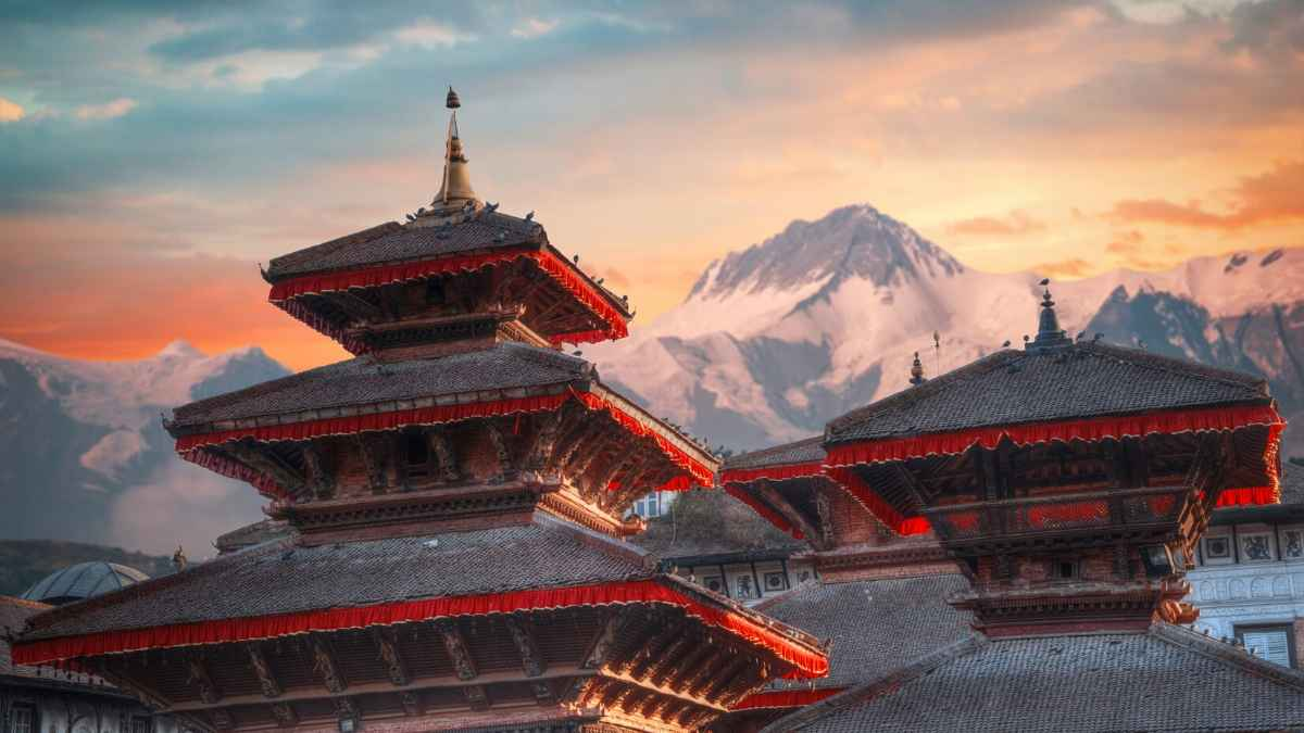 Nepal Travels Discovering Nepal