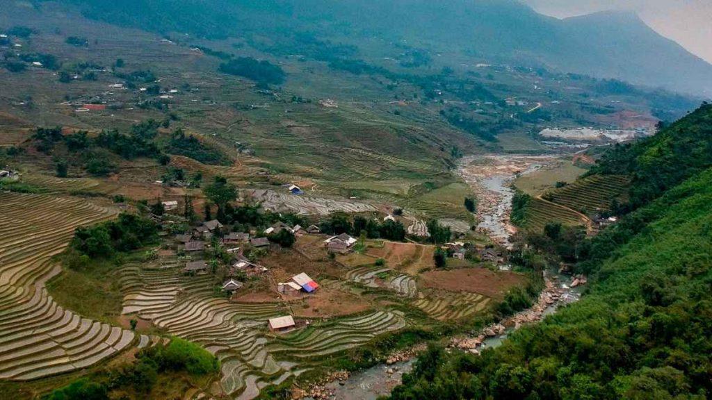 Sa Pa Vietname Asia Travel