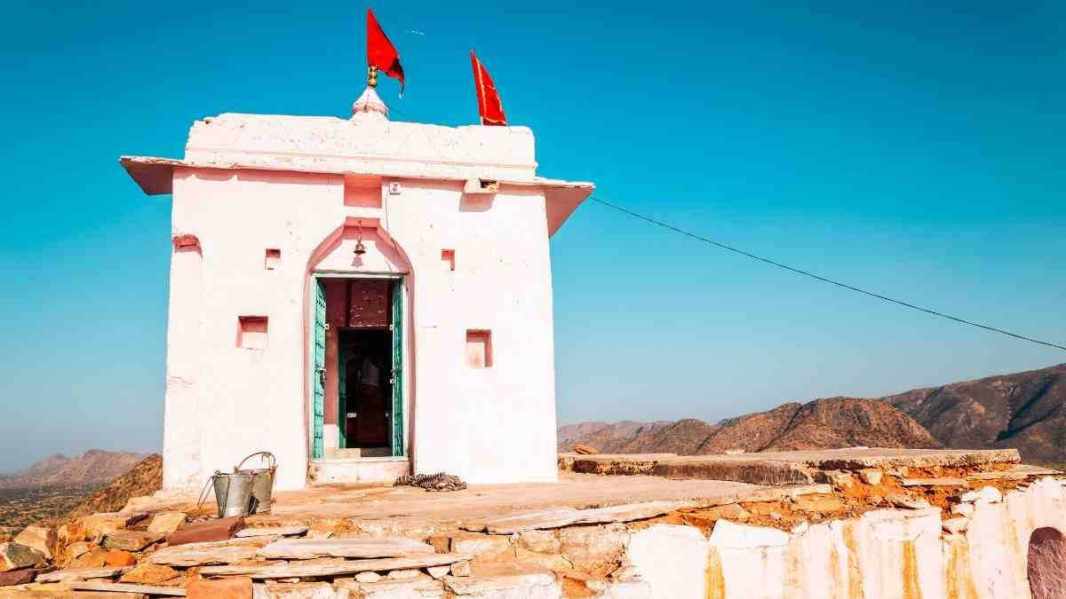 pap mochani temple places to visit in pushkar