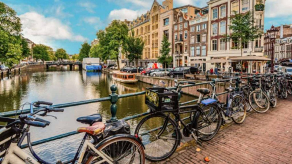 Amsterdam best cities in the Netherlands