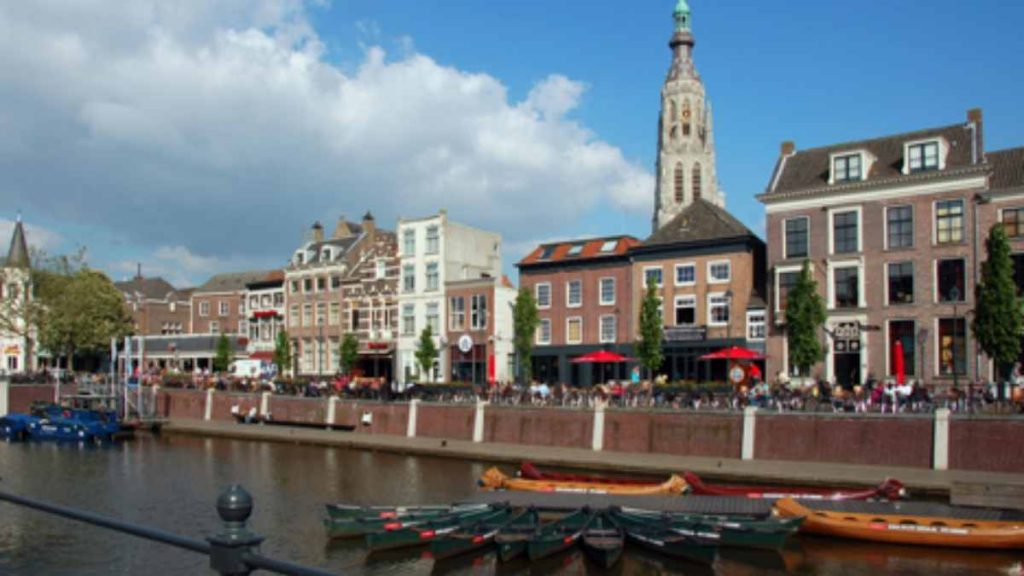 Breda best cities in Holland