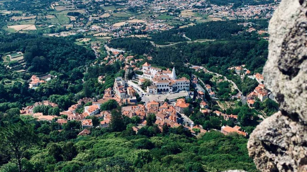 City Center Lisbon to Sintra day trip