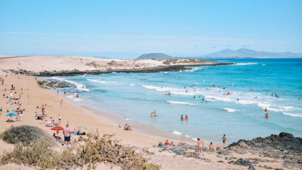 corralejo holiday destinations spain