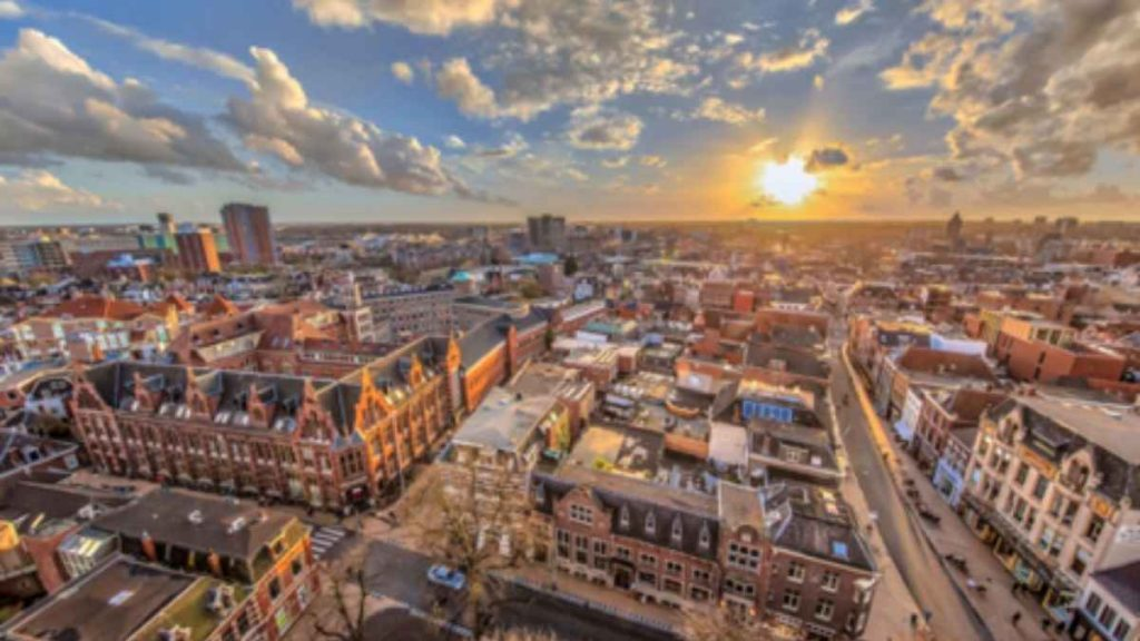Groningen best cities in the Netherlands