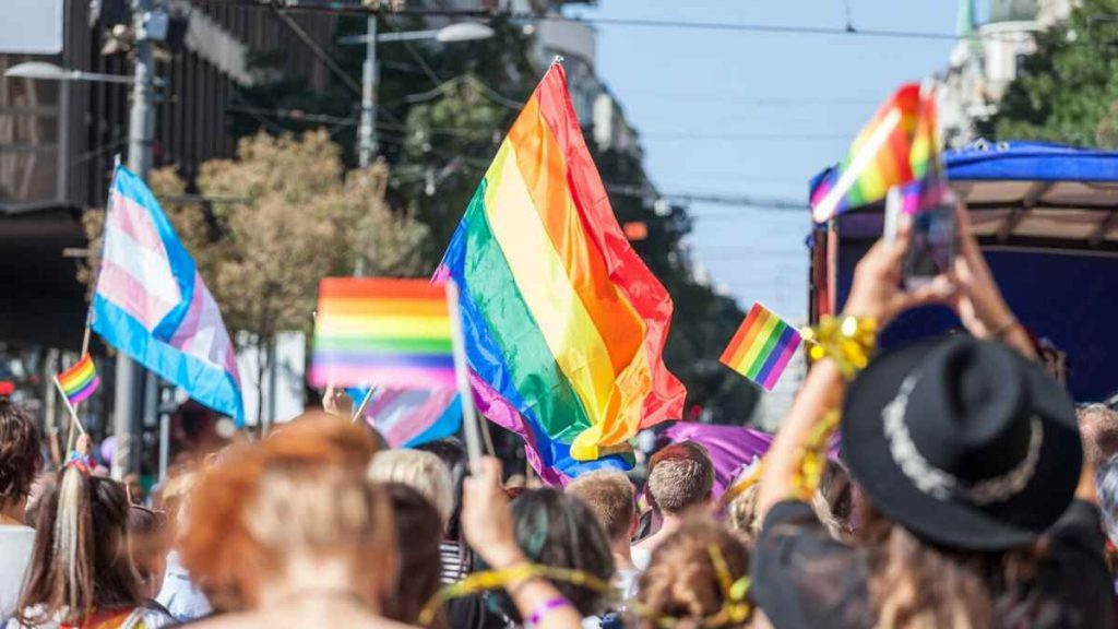 Lisbon gay pride