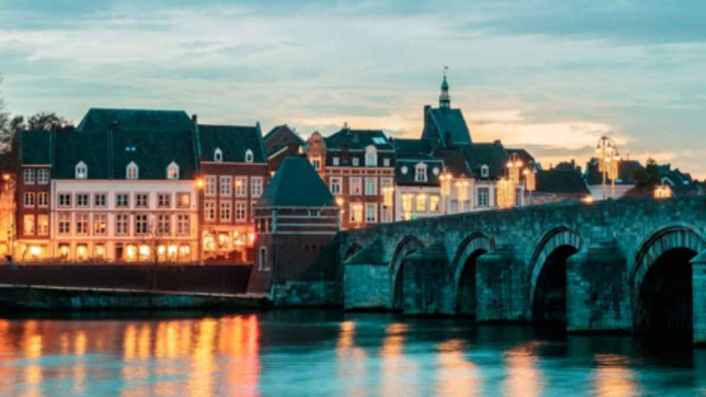 Maastricht best cities in the Netherlands