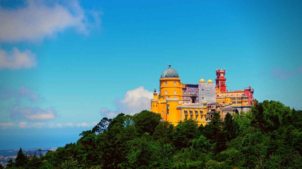 Pena Palace - Lisbon to Sintra Day Trip