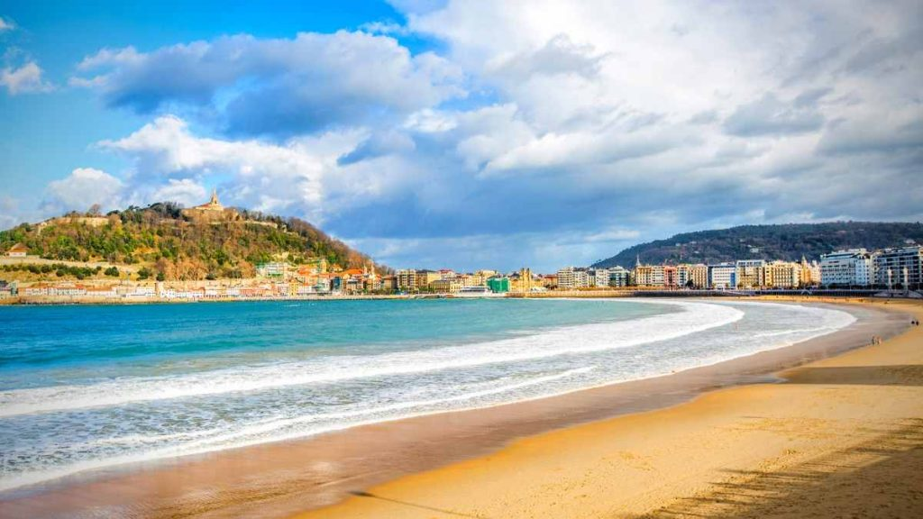 holiday destinations spain san sebastian