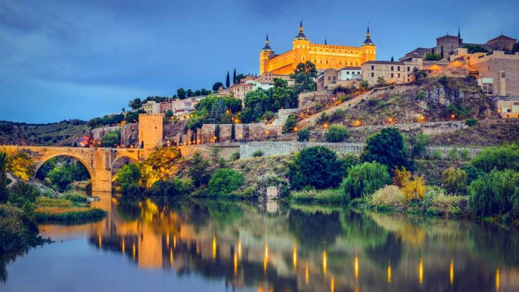 holiday destinations spain toledo