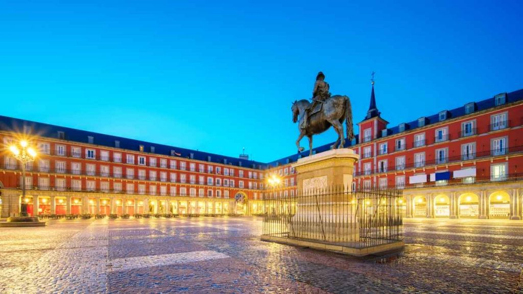 madrid holiday destinations spain