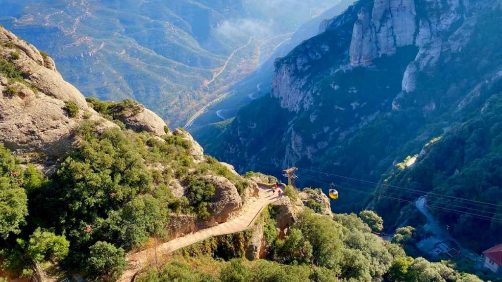 Montserrat holiday destinations spain