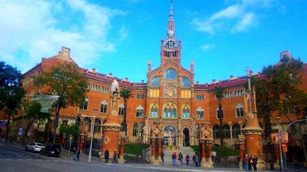 3 days in Barcelona Recinte Modernista Sant Pau