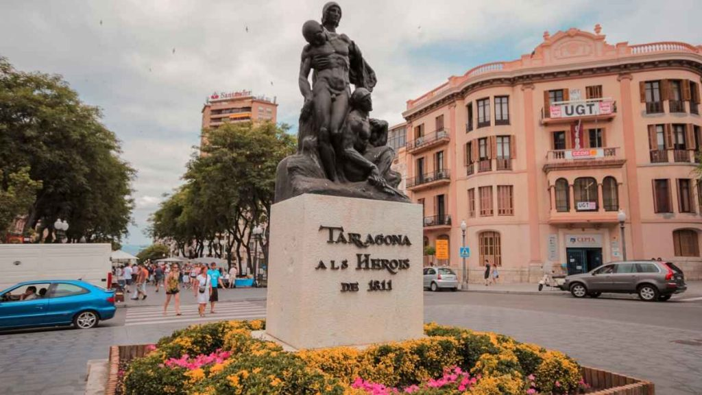 tarragona day trip from barceona