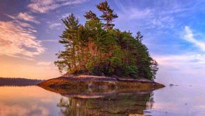 deer island maine guide cover
