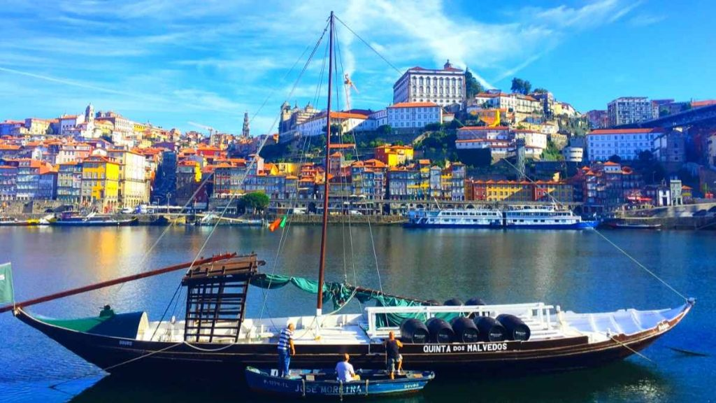 porto city break ribeira riverfront