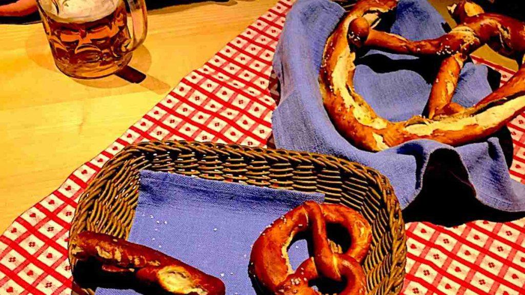 oktoberfest guide pretzels