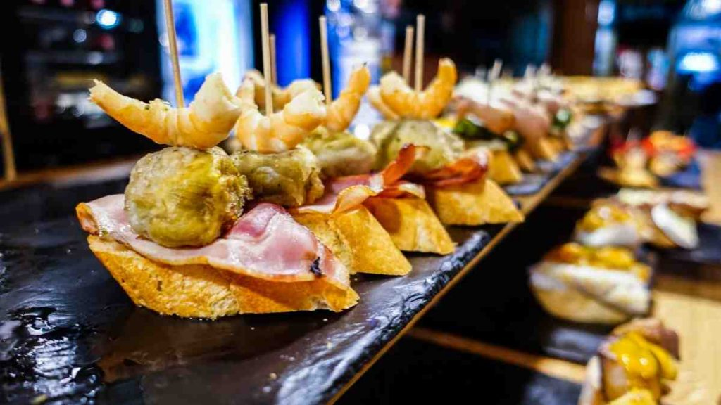 things to do in santander Spain pintxos