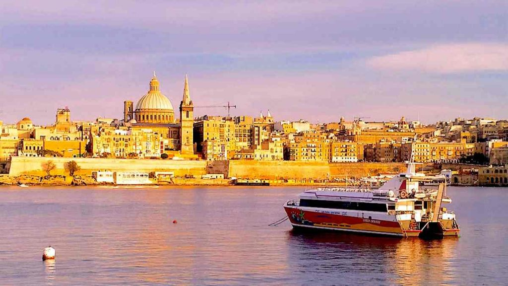 winter city breaks europe valletta
