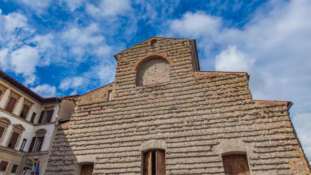 2 days in florence church san lorenzo