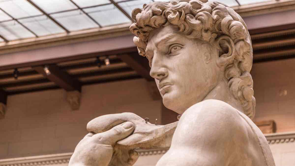 2 days in florence michelangelo's statue of david