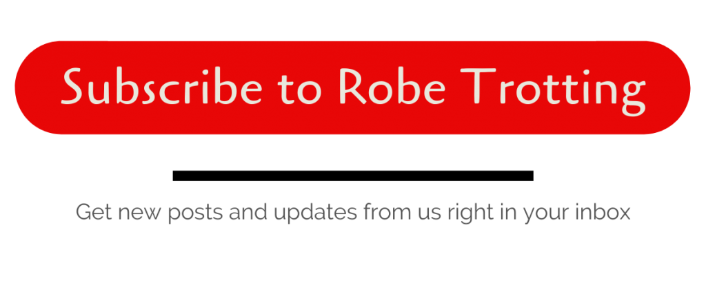 Subscribe to Robe Trotting