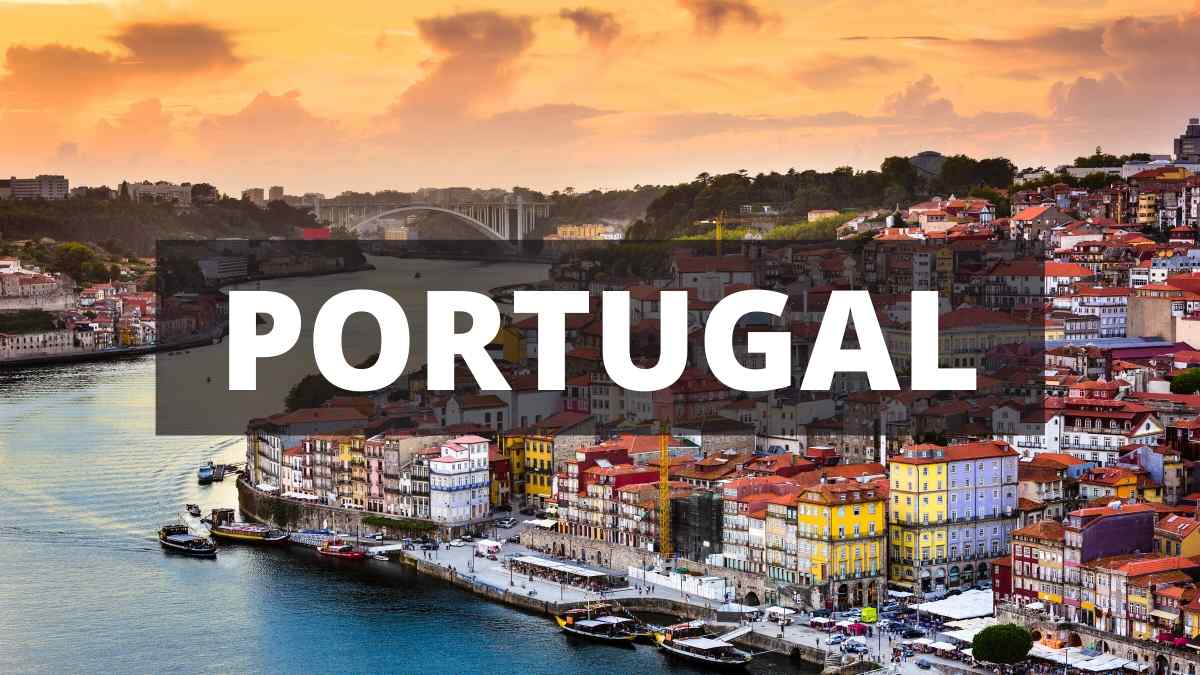 planning a trip to portugal